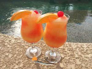 Mango Hurricane Rum Therapy